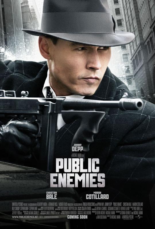 johnny depp public enemies poster. publicenemies-depp