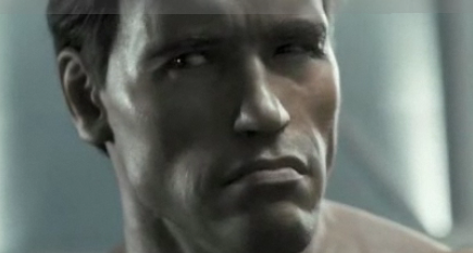 See the CGI Arnold Schwarzenegger in this new TERMINATOR ...