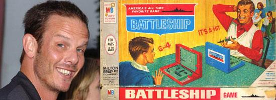 Peter Berg Battleship movie
