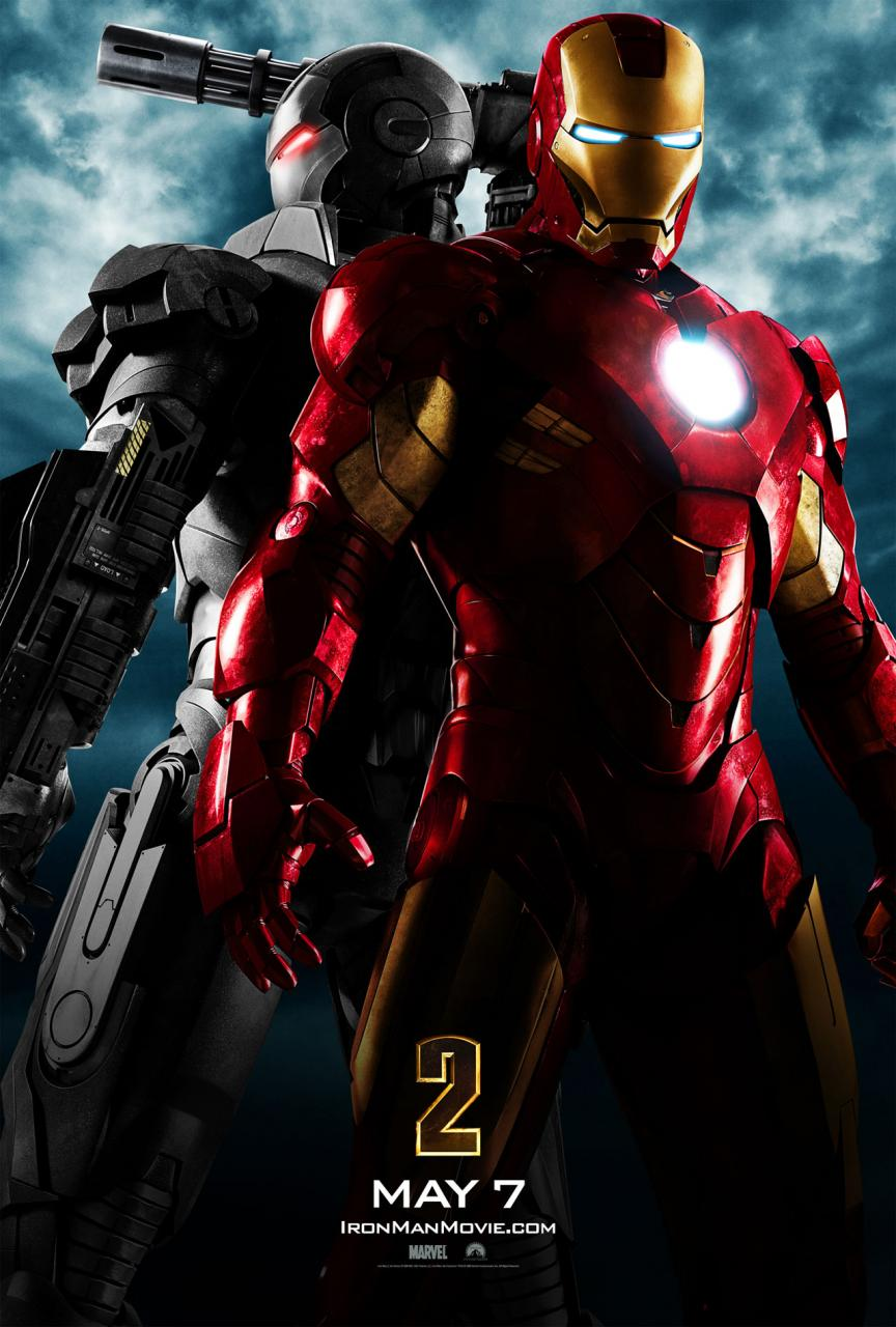 Hi res iron man 2 poster and 4 new images geektyrant - Iron man 1 images ...