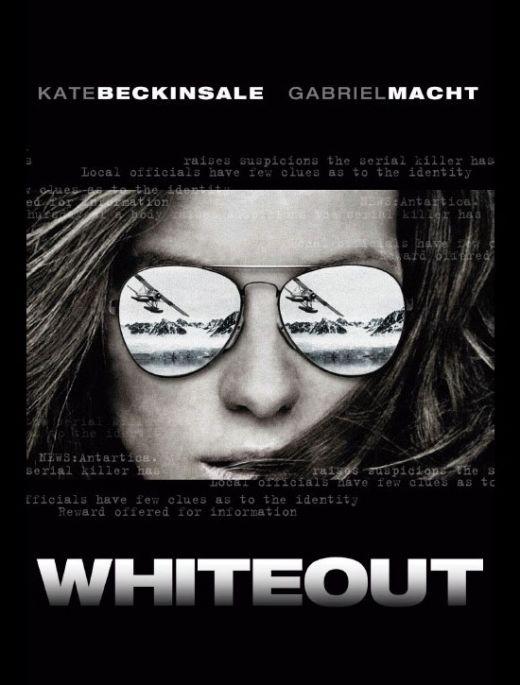 Whiteout Movie Poster Whiteout Whiteout Poster