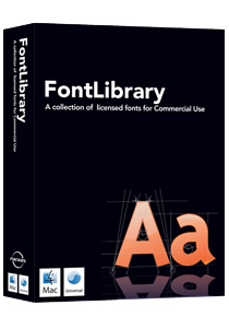 Font Library