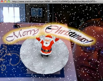 Send your own augmented reality christmas cards blog about send your own augmented reality christmas cards blog about infographics and data visualization cool infographics m4hsunfo