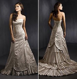 The dress round three home the thirty something for Wedding dress shops in murfreesboro tn