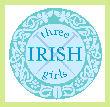 Three Irish Girls Button #2