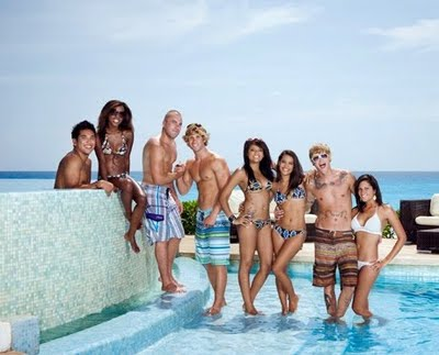 Virtual Fashion Games Real World on Christina  The Boss Lady  Mtv Real World  Cancun   Recaps Ep  6 8