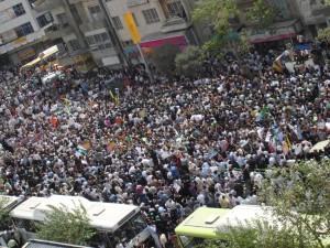 IRAN QODS DAY 4