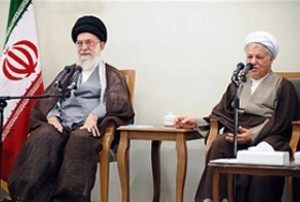 KHAMENEI RAFSANJANI