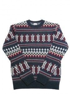 nordic-pattern-crew-sweater