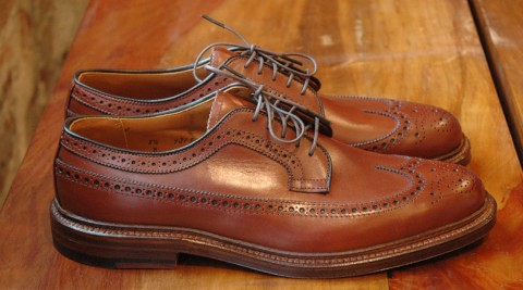 Anonymous asked: what's the difference between oxfords, brogues