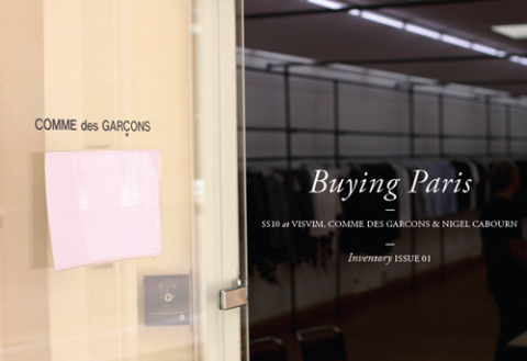 Buying Paris - Issue 01