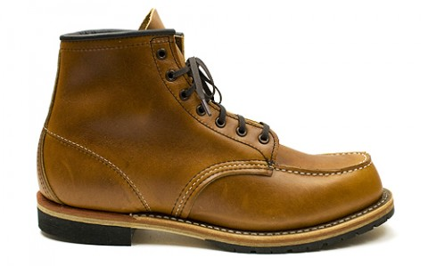 Red Wing Beckman Moc Toe - 01