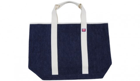 The Real McCoy's Indigo Tote