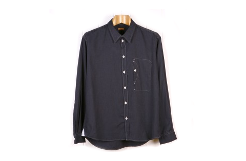 Albam Mountaineer Shirt Charcoal