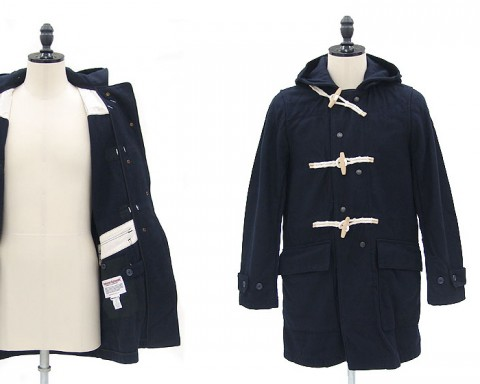 EG duffle coat 1