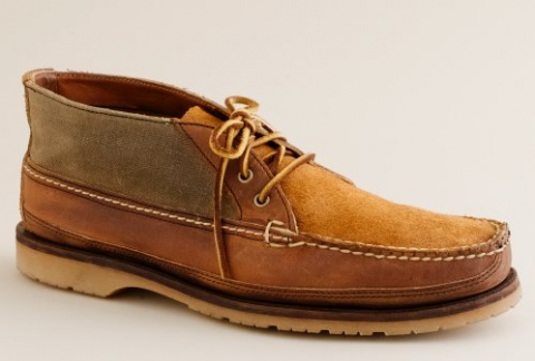 J.Crew - Red Wing Chukka