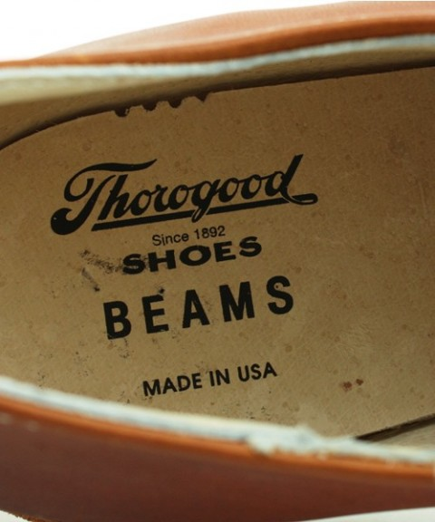 Thorogood for BEAMS 04