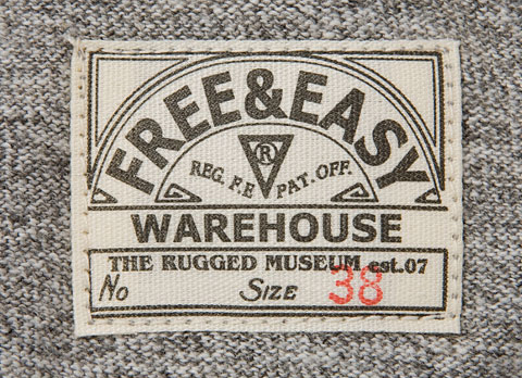 Warehouse x Free &amp; Easy Tees 1