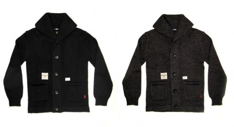 Wtaps shawl cardigan