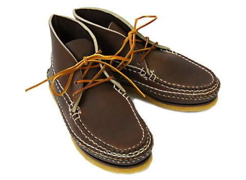 Arrow Moccasin Chukka-1