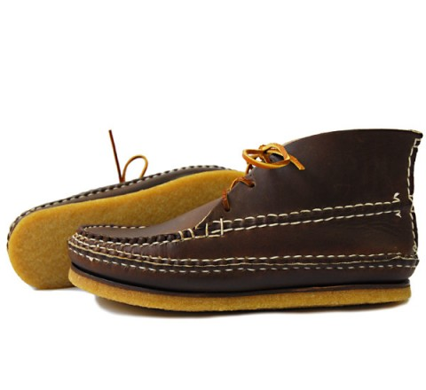 Arrow Moccasin Chukka-2