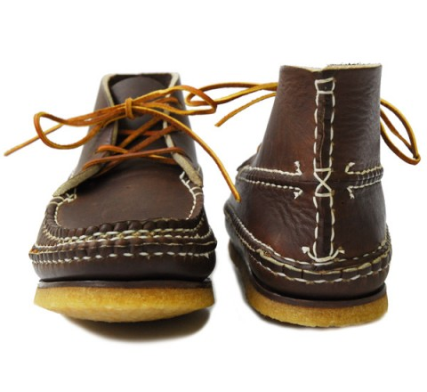 Arrow Moccasin Chukka-3