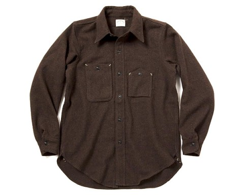 FE x Warehouse Wool Shirt 00