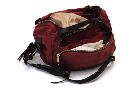 Filson Sportsman Red2