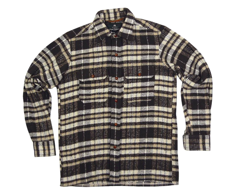 Nigel Cabourn Mountain Shirt Jacket