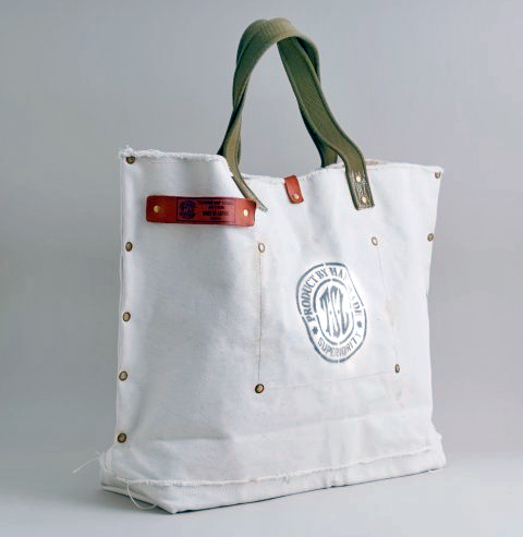 Superior Labor canvas tote