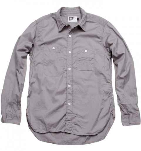 EG SS10 - Workshirt Heringbone