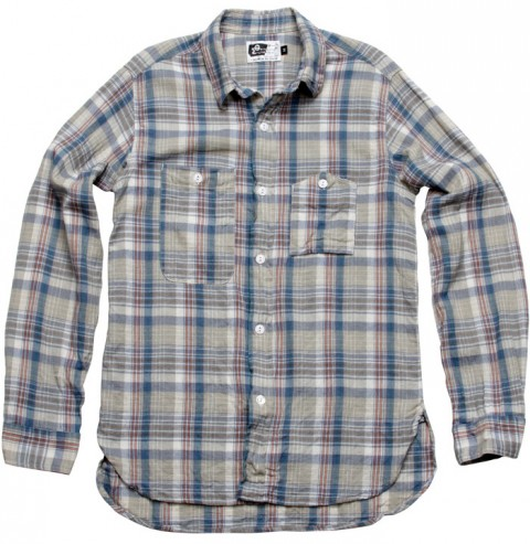 EG SS10 - Workshirt Plaid