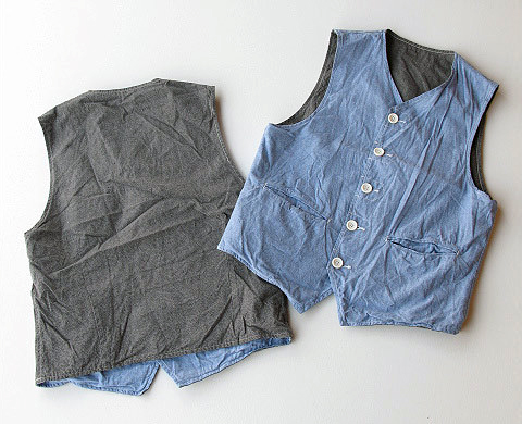 EG - Reversible Vest 1