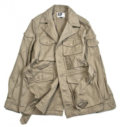 ENGINEERED GARMENTS-BEAMS PLUS ASHFIELD JACKET 2