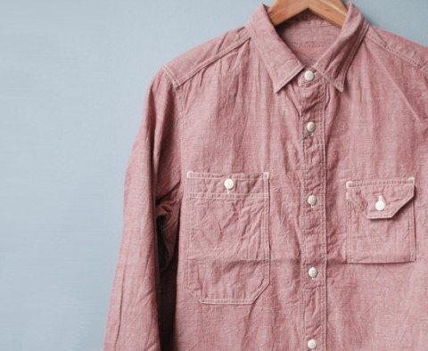 Sunny Sports Chambray Work Shirt