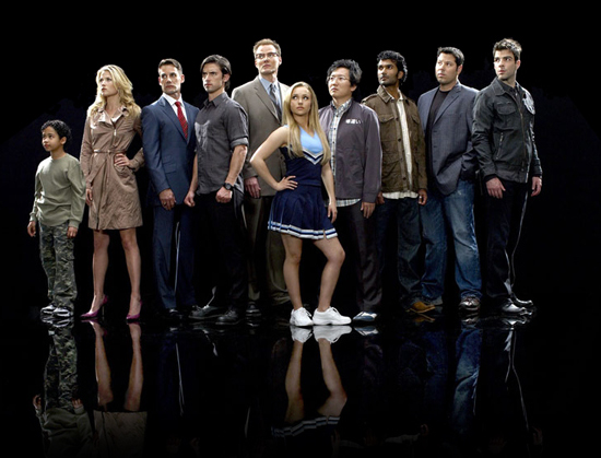 Geek Tastic Top 10 Geeky TV Shows On The Netflix Instant Play