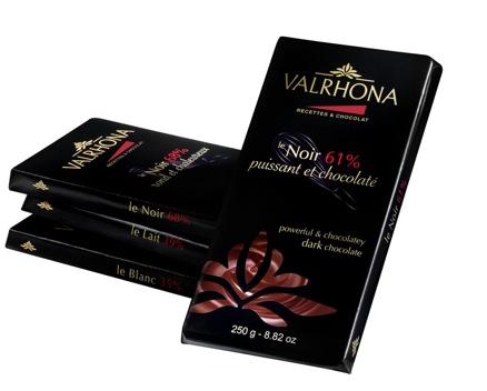 Шоколад Valrhona (Вальрона) знаменитый шоколад из