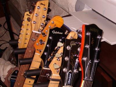 JP guitars