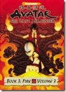 get your copy of Avatar the Last Airbender - Book 3