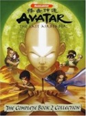 link to buy your copy of Avatar The Last Airbender - The Complete Book 2 Collection