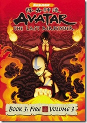 Avatar the Last Airbender- Book 3