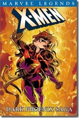 Dark Phoenix Saga Graphic Novel