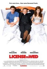 Get your copy of License to Wed