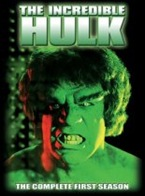 Buy your copy of The Incredible Hulk - The Complete First Season