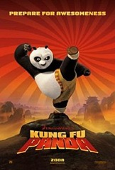 Get your copy of Kung Fu Panda here through amazon and help support the project