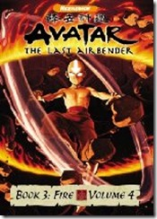 Avatar The Last Airbender Book 3 Vol 4