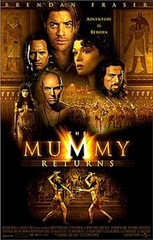 Get your copy of The Mummy Returns here