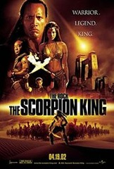 Get your copy of The Scorpion King here