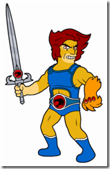 Lion-O-Thundercats