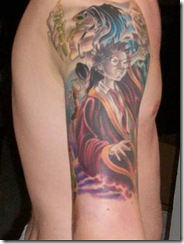 harrypottertattoo